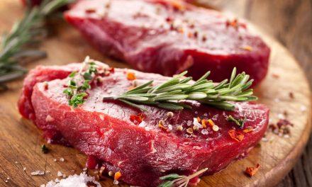 Você sabe quais são os benefícios da carne vermelha?